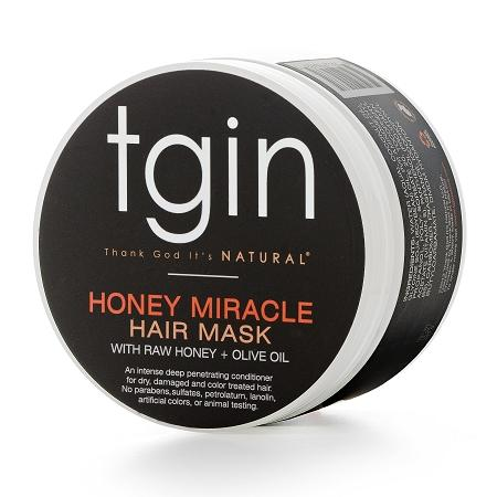 tgin Honey Miracle Deep Conditioner For Natural Hair - Melanin Beauty Suppliers