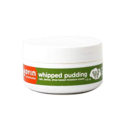 OYIN HANDMADE WHIPPED PUDDING ~ RICH NATURAL MOISTURE CREAM 4 OZ.