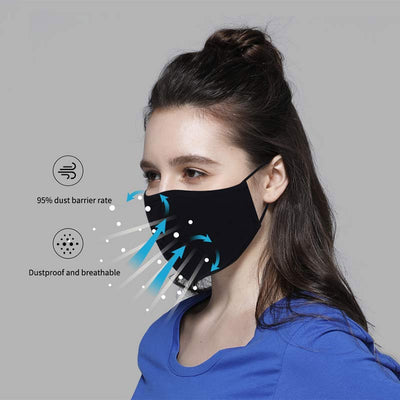 Washable Reusable Cotton Face Mask