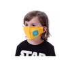 Washable Respirator Valve Kids Face Mask