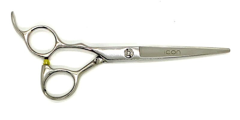 "LEFT HANDED ICT-119L 6.0"" ICON CHROME Shears Scissors"