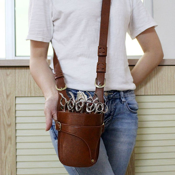 Holster Tool Bag Faux Leather