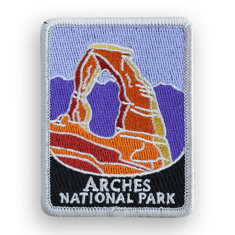 Arches National Park Traveler Patch