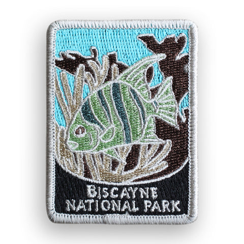 Biscayne National Park Traveler Patch