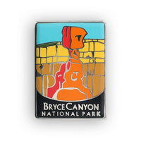 Bryce Canyon National Park Traveler Pin
