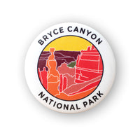 Bryce Canyon National Park Button