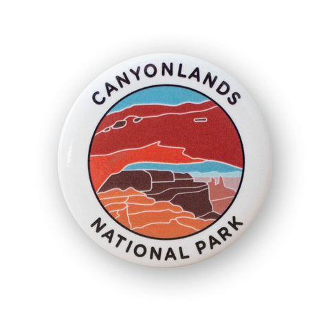 Canyonlands National Park Button