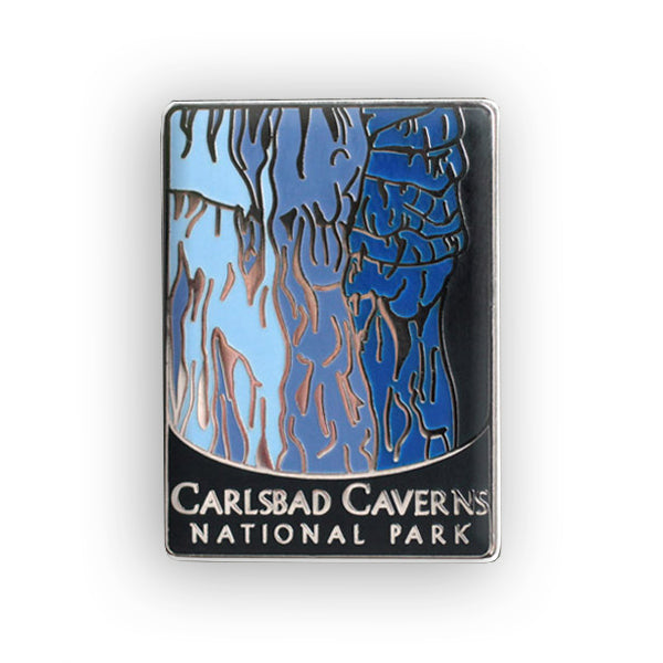 Carlsbad Caverns National Park Traveler Pin