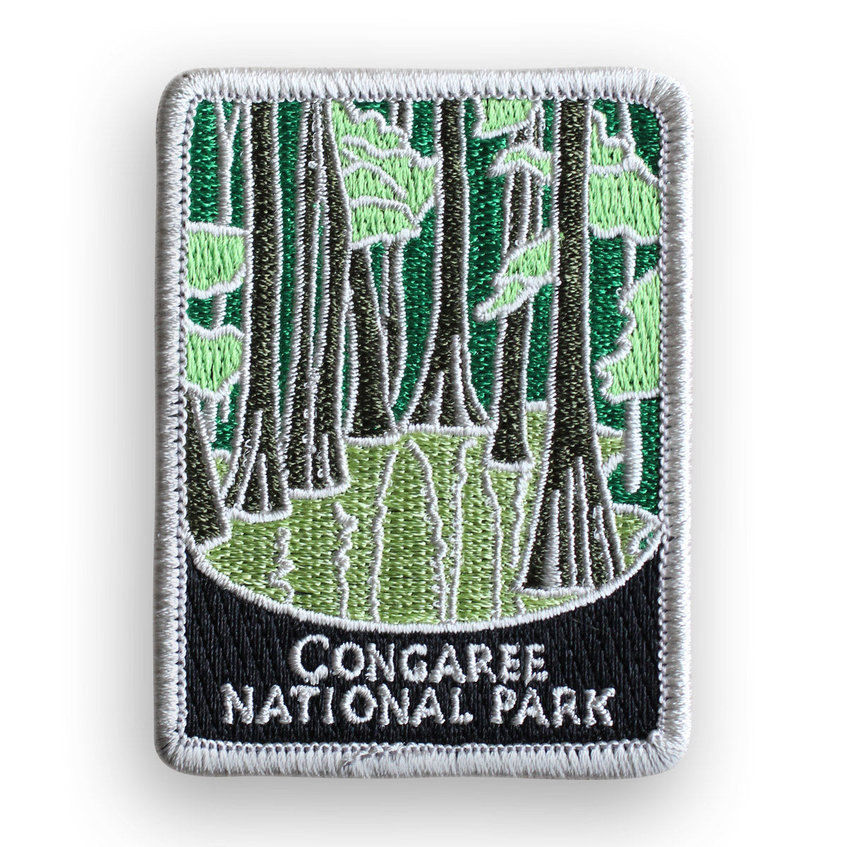 Congaree National Park Traveler Patch