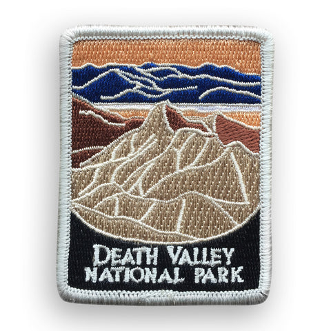 Death Valley National Park Traveler Patch