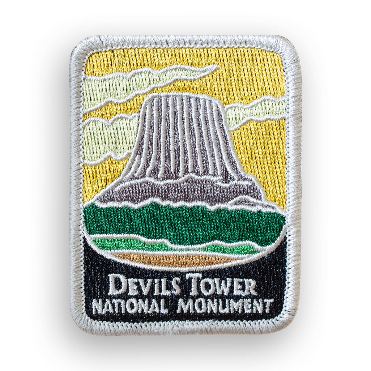 Devils Tower National Monument Traveler Patch