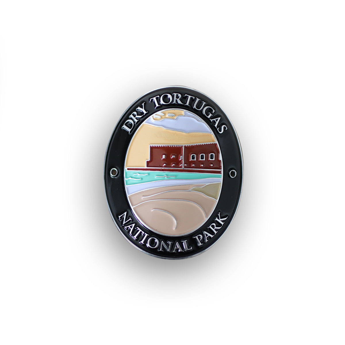 Dry Tortugas National Park Traveler Walking Stick Medallion