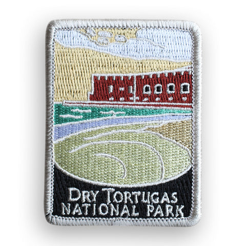 Dry Tortugas National Park Traveler Patch