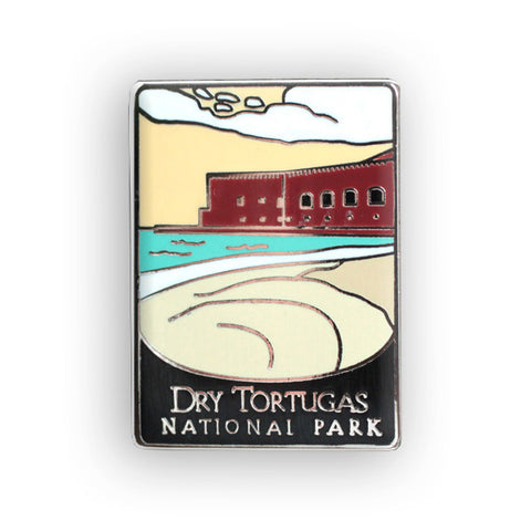 Dry Tortugas National Park Traveler Pin