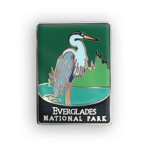 Everglades National Park Traveler Pin