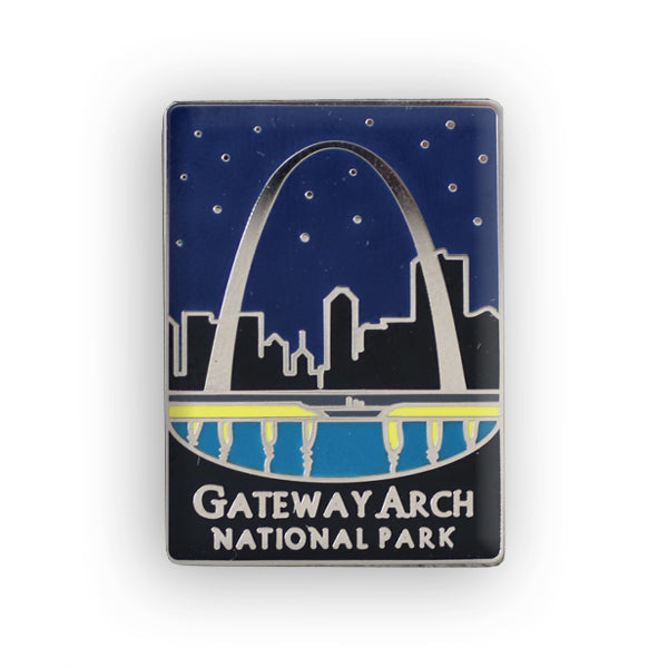 Gateway Arch National Park Pin