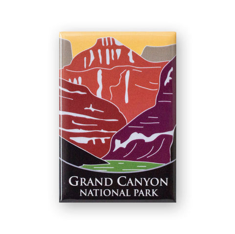 Grand Canyon National Park Traveler Magnet