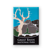 Great Basin National Park Traveler Magnet