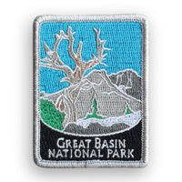 Great Basin National Park Traveler Patch