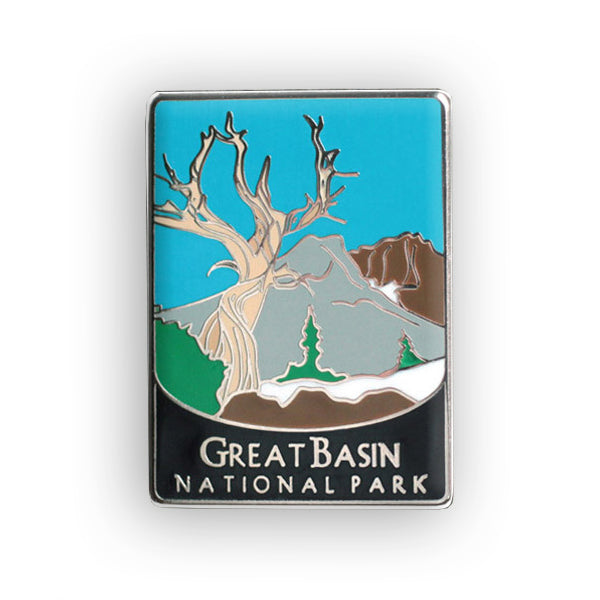 Great Basin National Park Pin