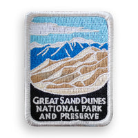 Great Sand Dunes National Park & Preserve Patch