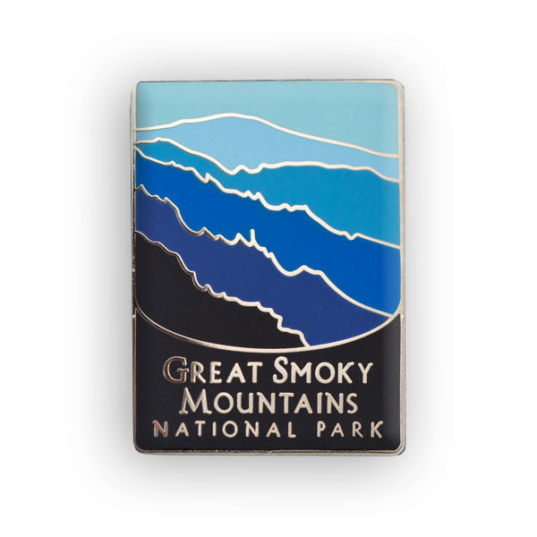 Great Smoky Mountains National Park Traveler Pin