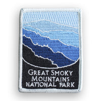 Great Smoky Mountains National Park Traveler Patch