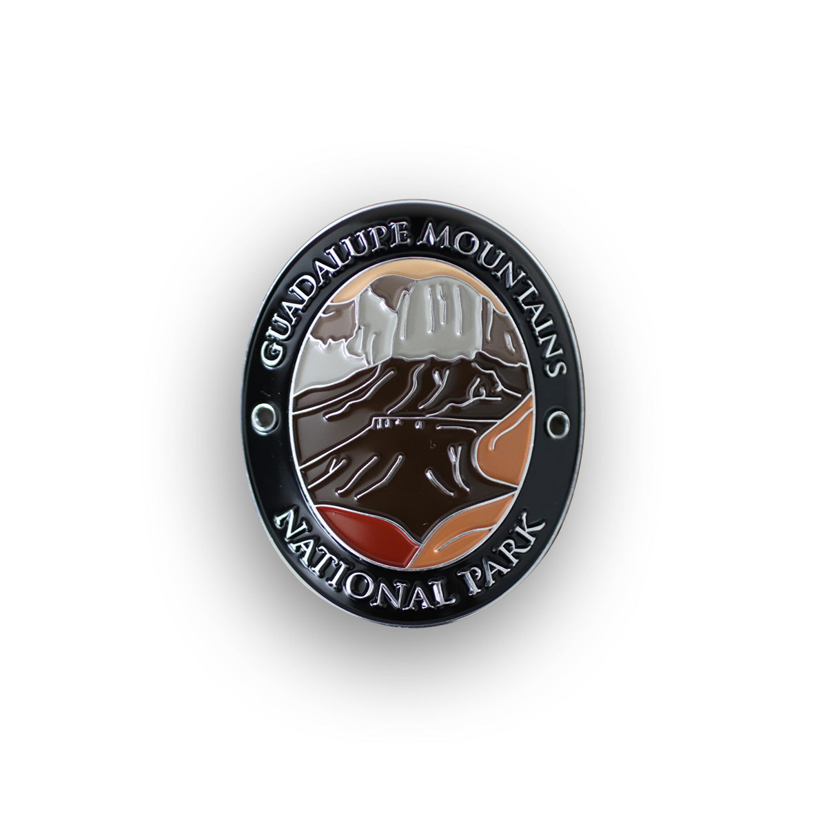 Guadalupe Mountains National Park Walking Stick Medallion
