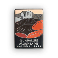 Guadalupe Mountains National Park Pin