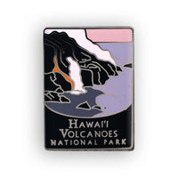 Hawai'i Volcanoes National Park Traveler Pin
