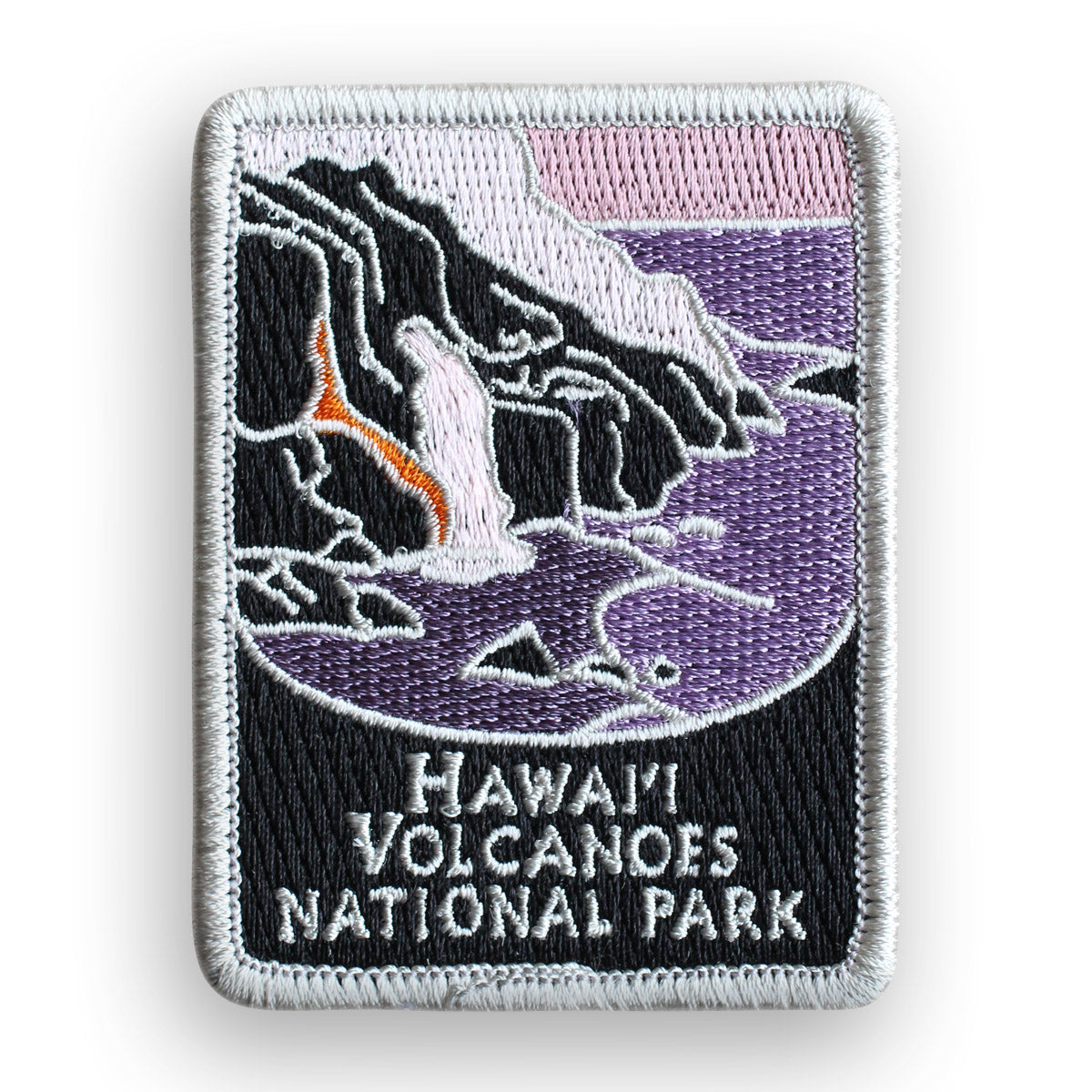 Hawai'i Volcanoes National Park Traveler Patch