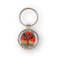Joshua Tree National Park Keychain