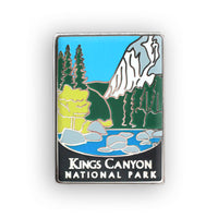 Kings Canyon National Park Pin