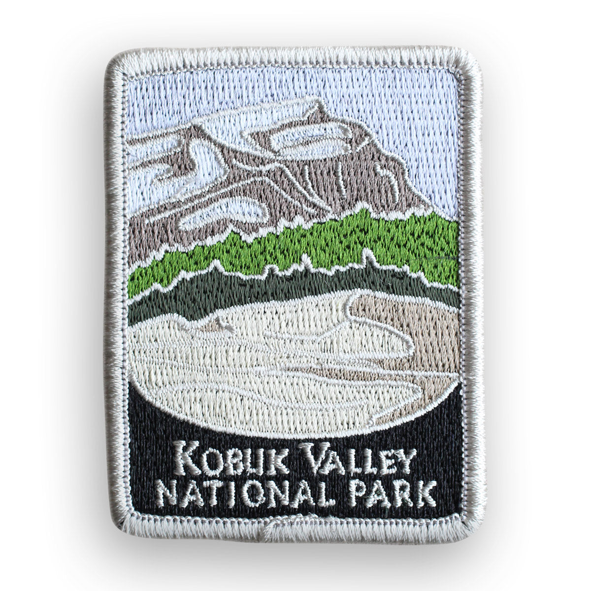 Kobuk Valley National Park Traveler Patch
