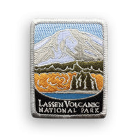 Lassen Volcanic National Park Traveler Patch