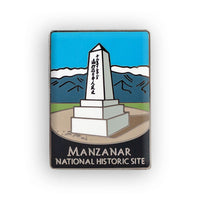 Manzanar National Historic Site Traveler Pin