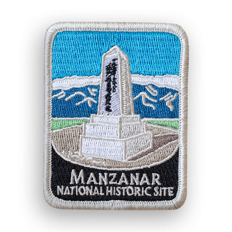 Manzanar National Historic Site Traveler Patch