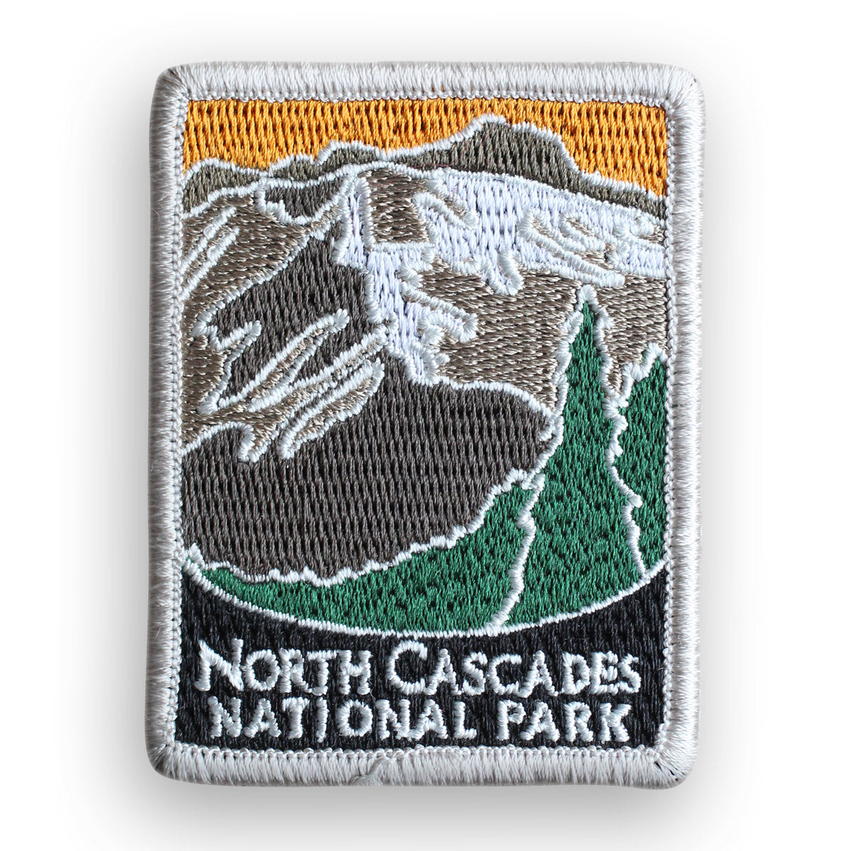 North Cascades National Park Traveler Patch