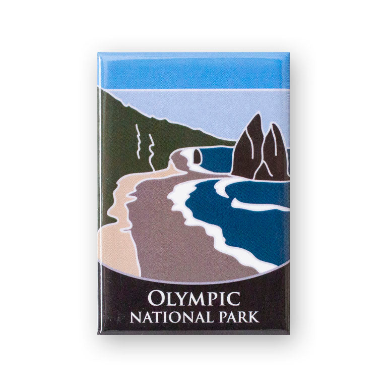 Olympic National Park Magnet