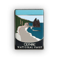Olympic National Park Pin
