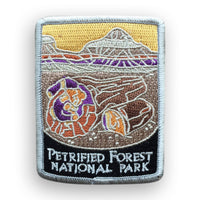Petrified Forest National Park Patch