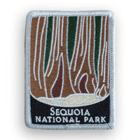 Sequoia National Park Traveler Patch