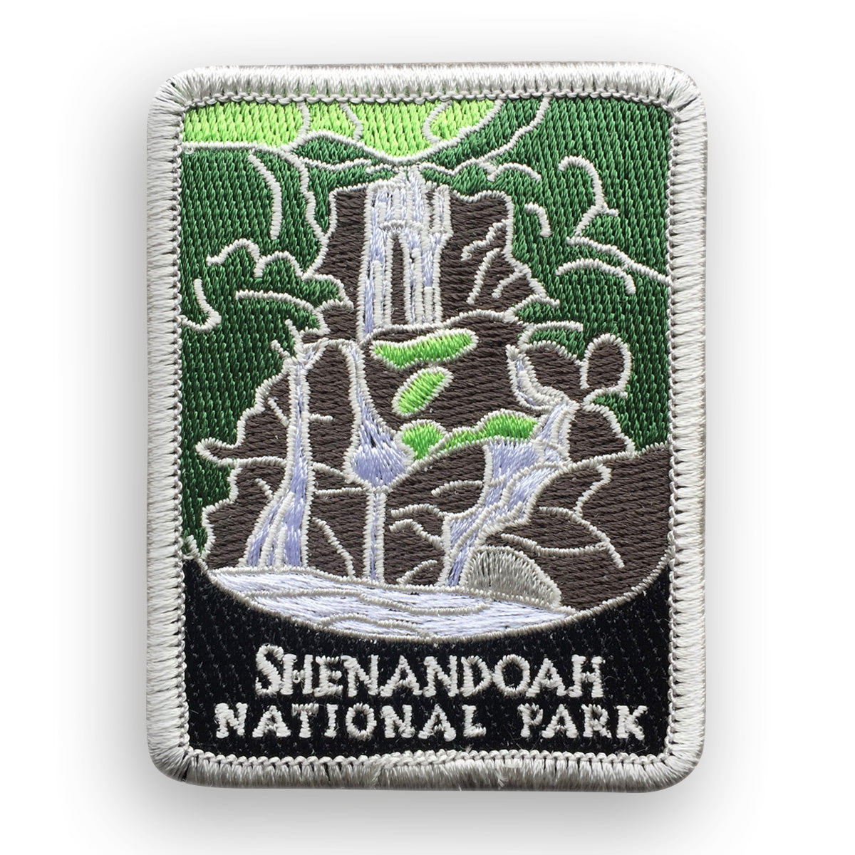 Shenandoah National Park Traveler Patch