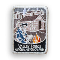 Valley Forge National Historical Park Traveler Patch