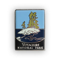 Voyageurs National Park Pin