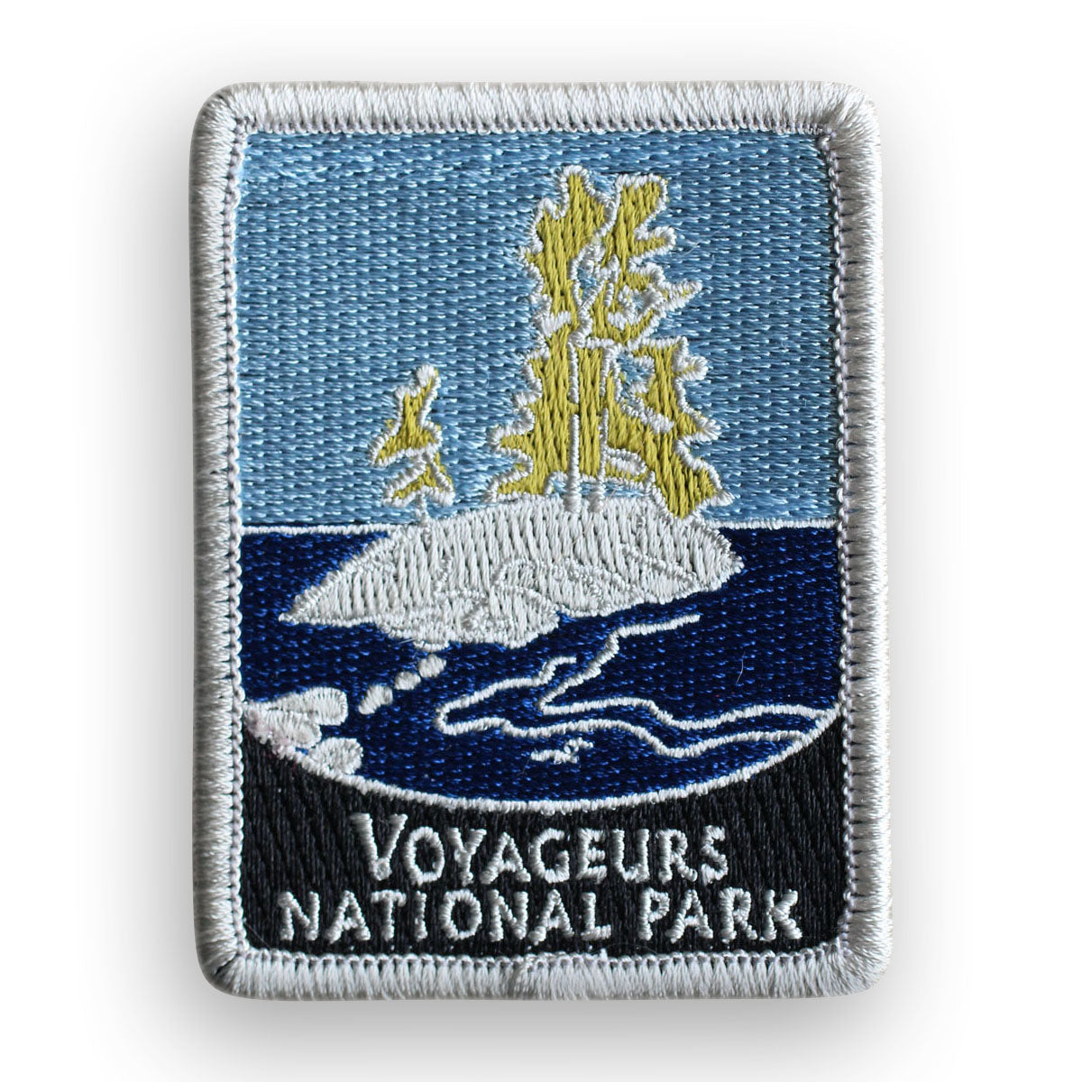 Voyageurs National Park Patch