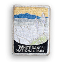 White Sands National Park Patch