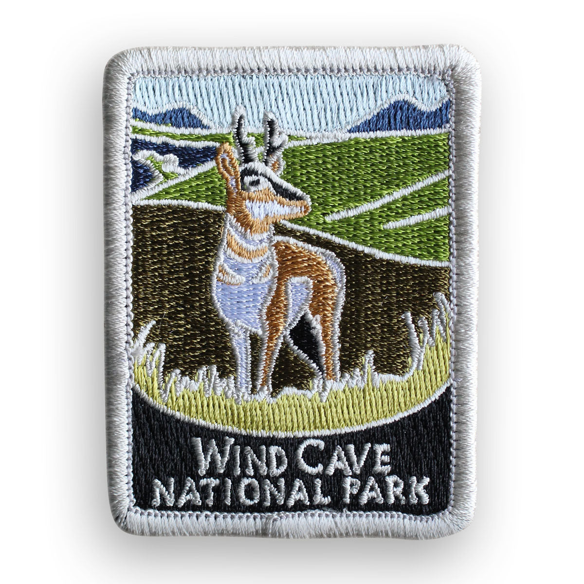 Wind Cave National Park Traveler Patch