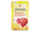 Twinings Strawberry & Raspberry Teabags 20 bags