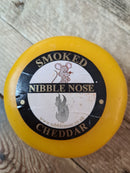 Nibble Nose- Smoked Cheddar 200g